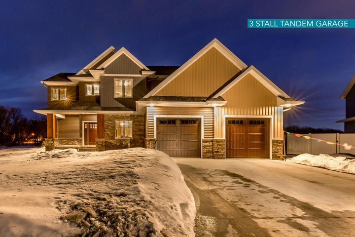 There is no home like this one - one of a kind custom plan!