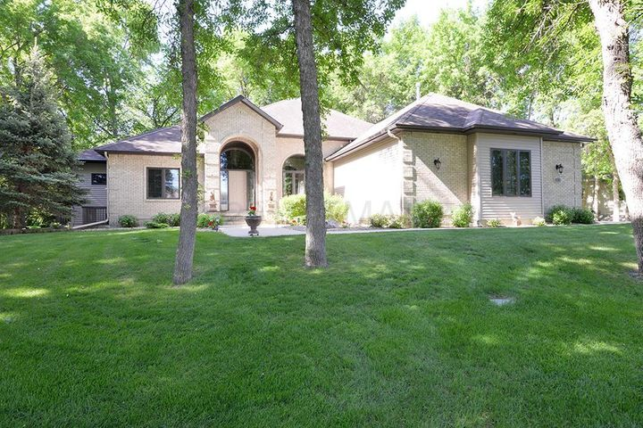 Fabulous wooded river lot. Over an acre of paradise!