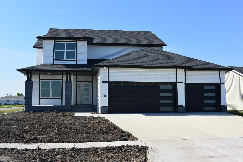 Previous built home