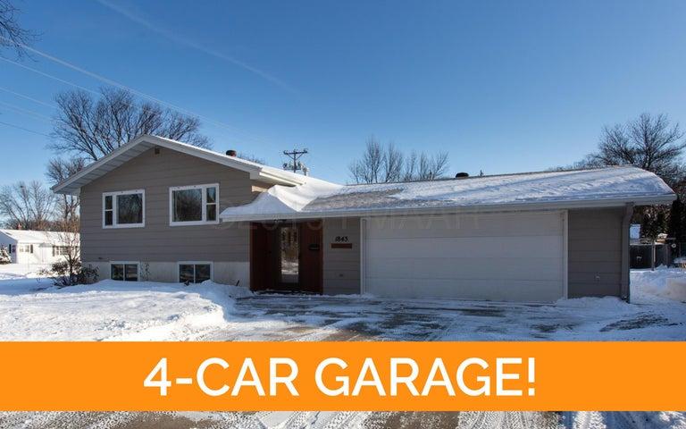 1843 4 Street N, Fargo, ND 58102