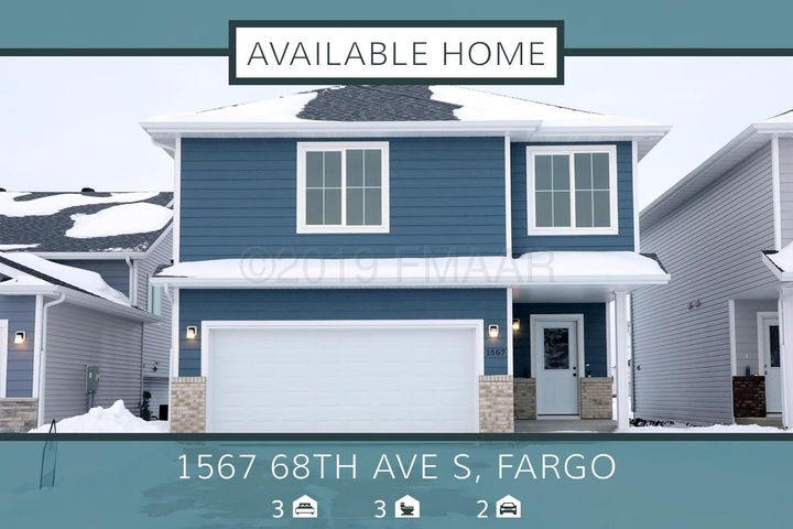 1567 68 Avenue S, Fargo, ND 58104