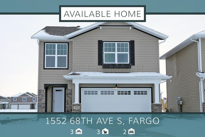 1552 68 Avenue S, Fargo, ND 58104