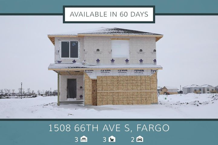 1508 66 Avenue S, Fargo, ND 58104