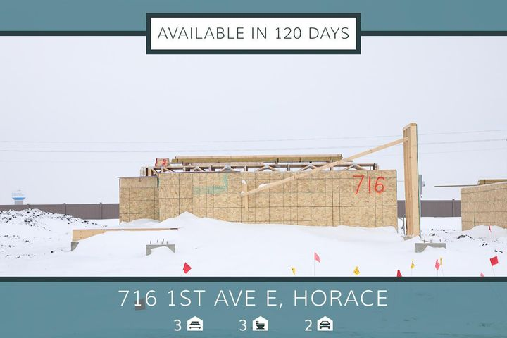 716 1 Avenue E, Horace, ND 58047