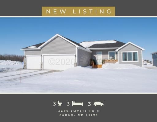 Welcome home to 6695 Smylie Lane S!