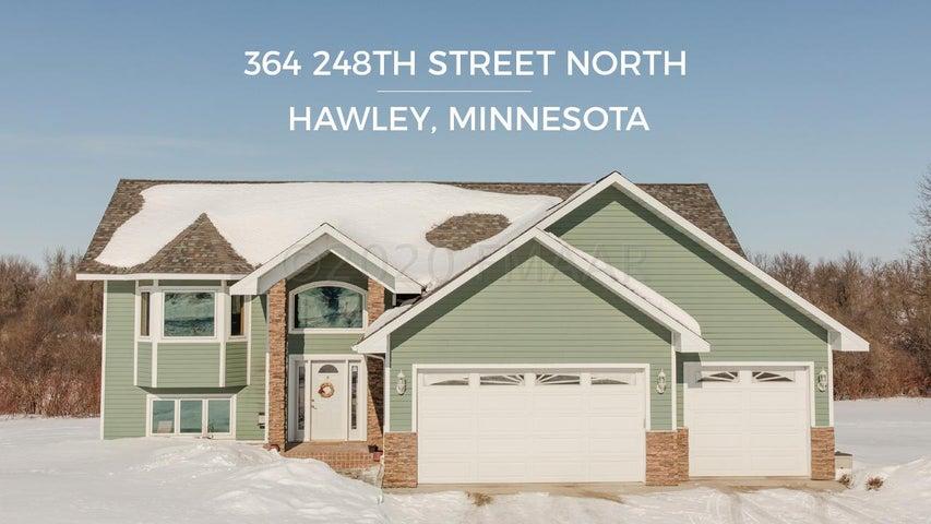 364 248TH Street N, Hawley, MN 56549