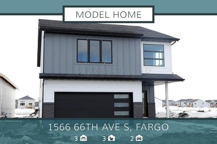 1566 66 Avenue S, Fargo, ND 58104