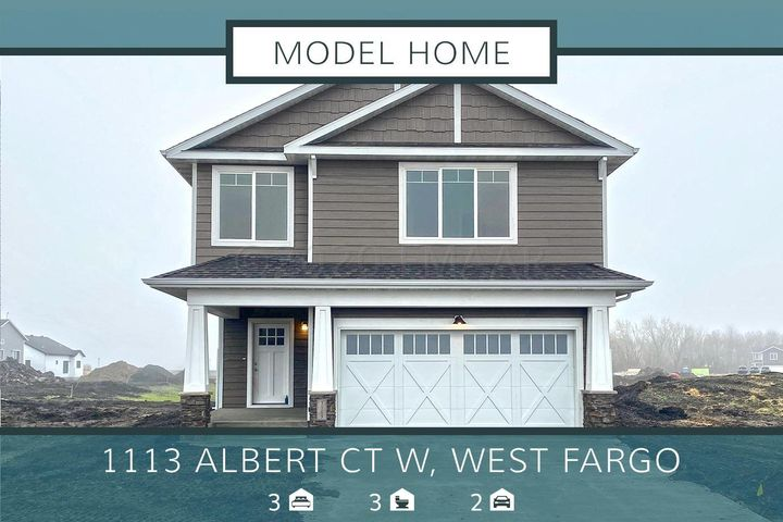 1113 ALBERT Court W, West Fargo, ND 58078