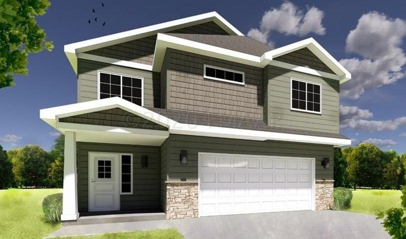 454 HAMPTON Drive W, Moorhead, MN 56560