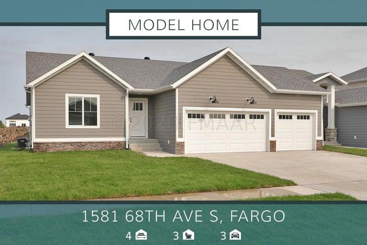 1581 68TH Avenue S, Fargo, ND 58104