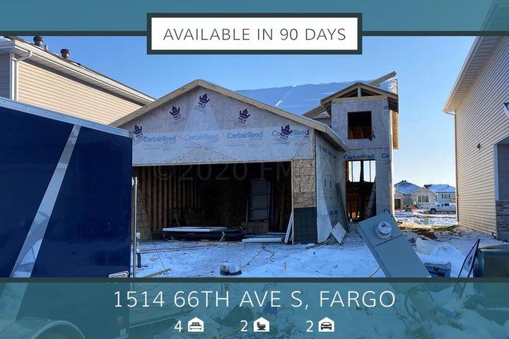 1514 66 Avenue S, Fargo, ND 58104