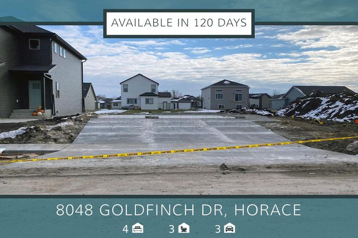 8048 GOLDFINCH Drive, Horace, ND 58047
