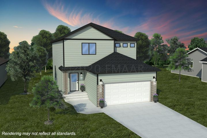 1130 ALBERT Court W, West Fargo, ND 58078