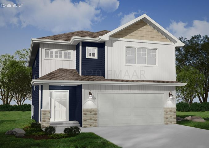 Welcome home to 6567 26th St S! Photo of previous model.