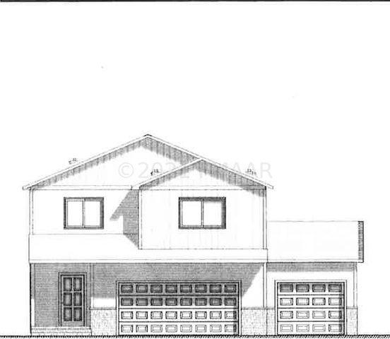 1171 HIGHLAND Lane W, West Fargo, ND 58078