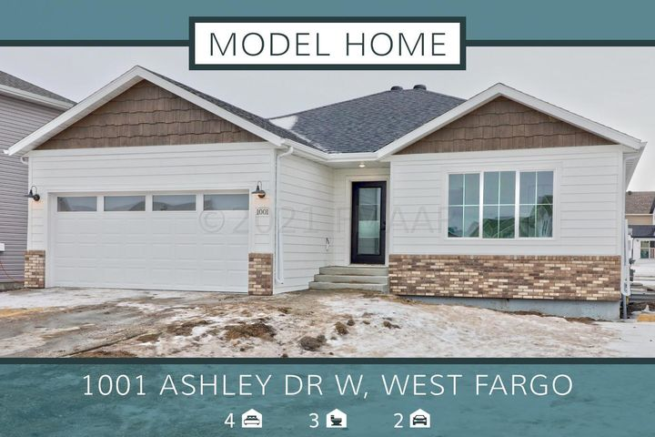 1001 ASHLEY Drive W, Fargo, ND 58104