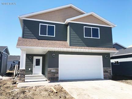 1175 HIGHLAND Lane W, West Fargo, ND 58078