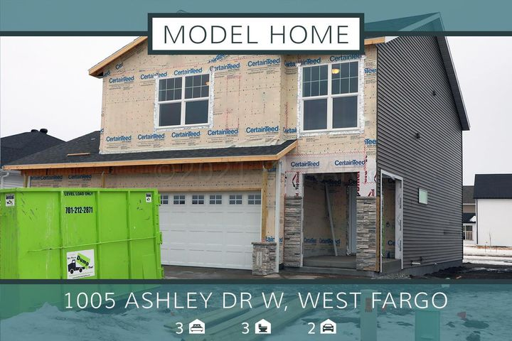 1005 ASHLEY Drive W, West Fargo, ND 58078