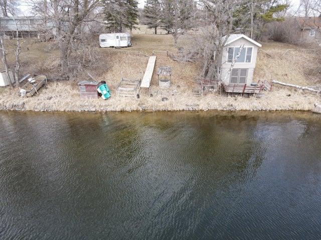 127' Lake Frontage