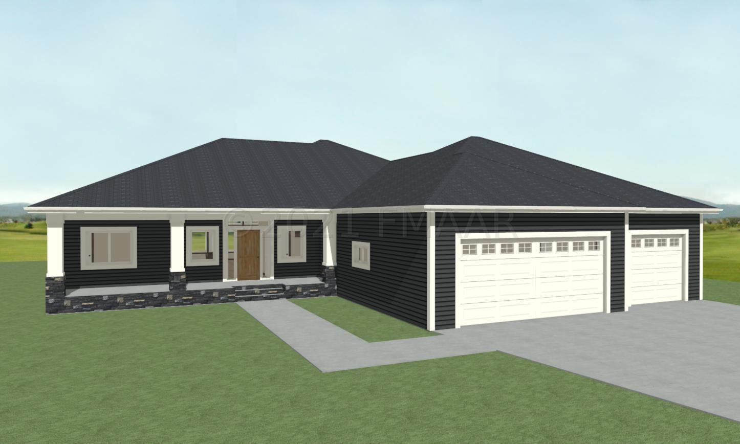 5338 GRAYLAND Drive S, Fargo, ND 58104