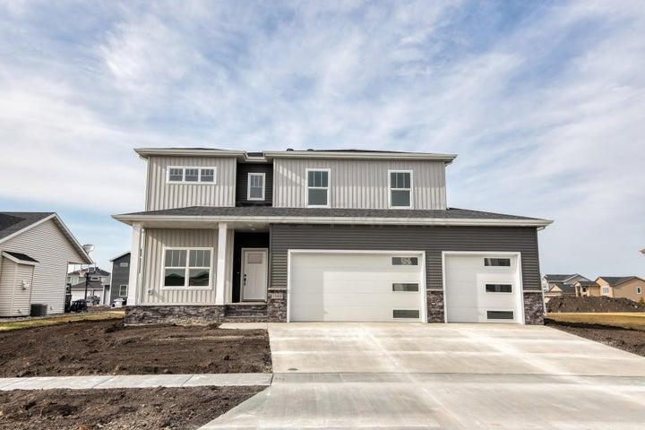1164 BROOKS Drive W, West Fargo, ND 58078