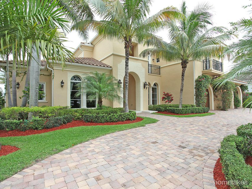658 Hermitage Circle, Palm Beach Gardens, FL, 33410 | Lost Tree ...