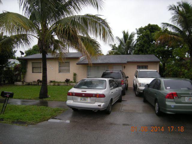 6140 SW 15 Court, North Lauderdale, FL 33068