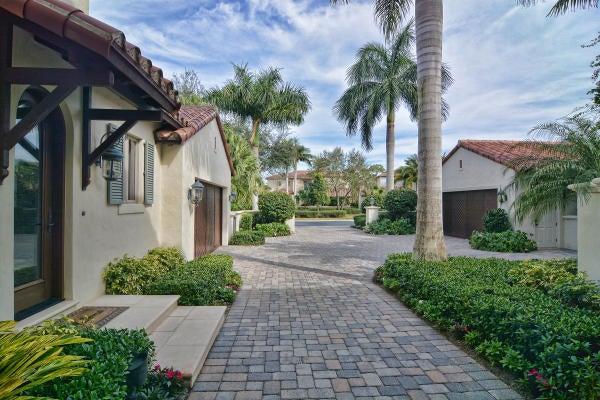 Brick Drive and Walkway