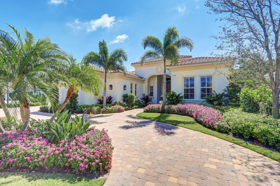 11540 Green Bayberry Drive Palm Beach Gardens 33418 Lost Tree Realty Llc