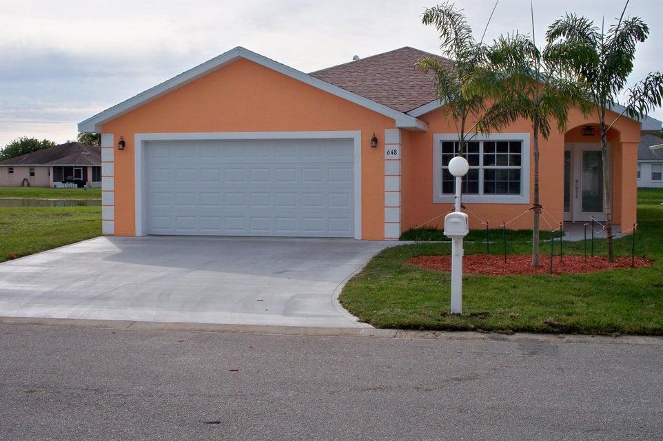 661 SE 25th Drive, Okeechobee, FL 34974