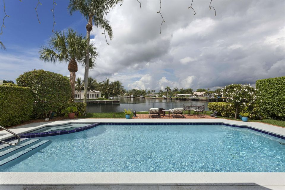Pool to Intracoastal