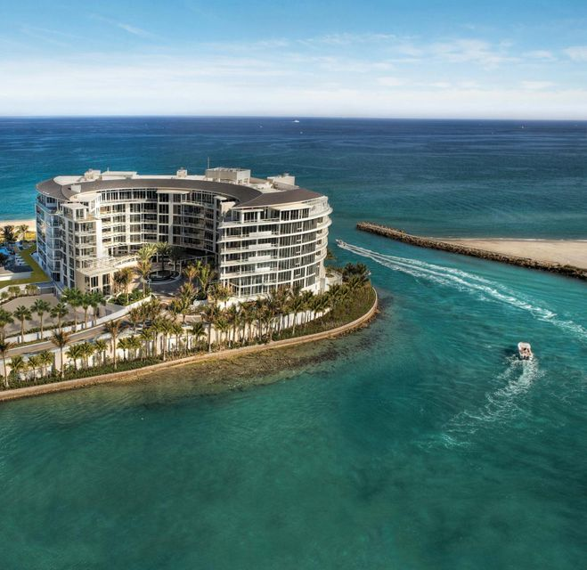 One Thousand Ocean, Residence 408