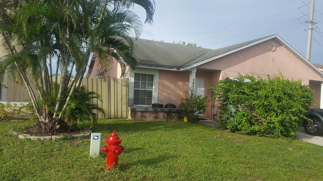 5411 Pinnacle Lane West Palm Beach FL 33415