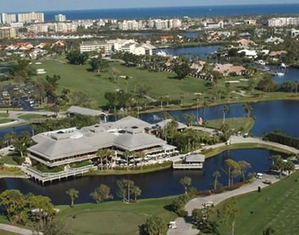 Clubhouse Aerial