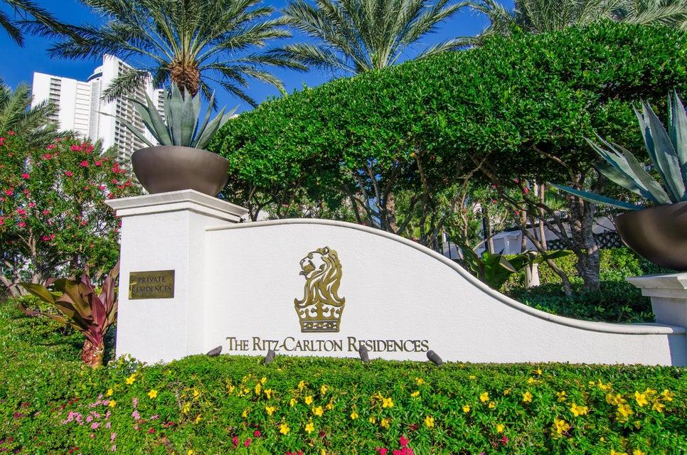 Ritz Carlton Entrance