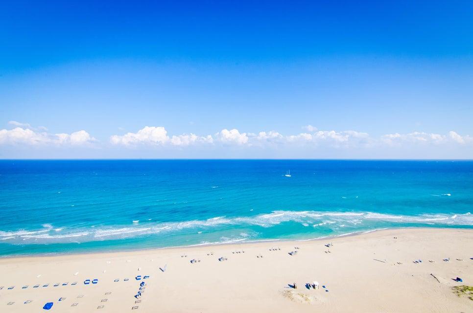 Ocean and Beach View