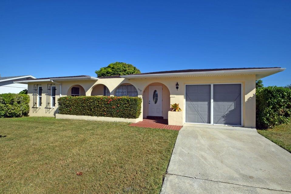 759 SW Goodrich Street, Port Saint Lucie, FL 34953