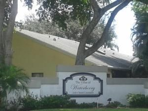 Short sale offer in place.Lovely villa is a beautifully maintained gated community. Association states 55+