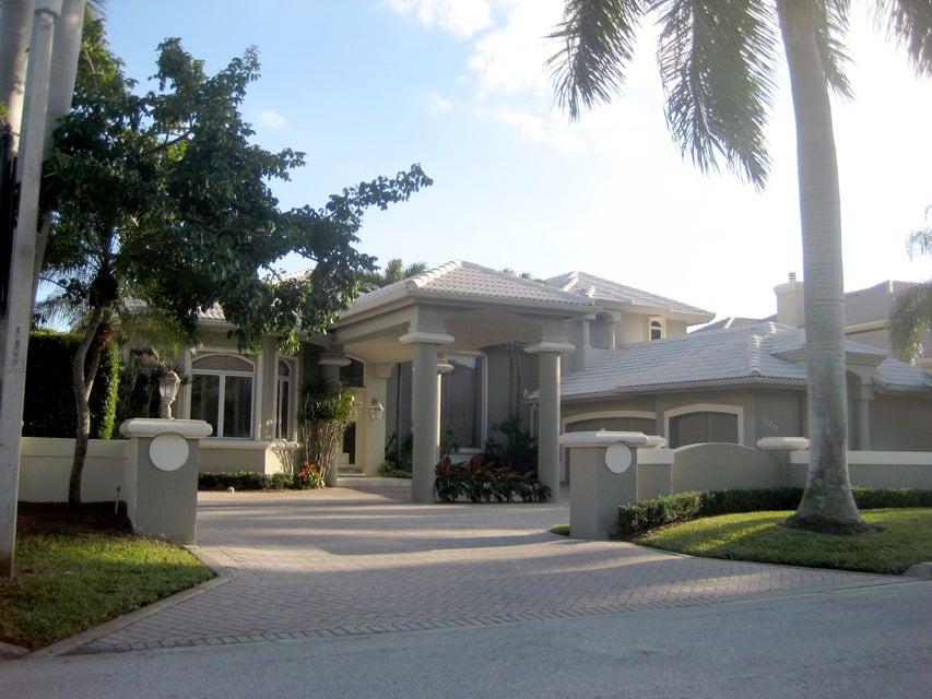 320 S Maya Palm Drive