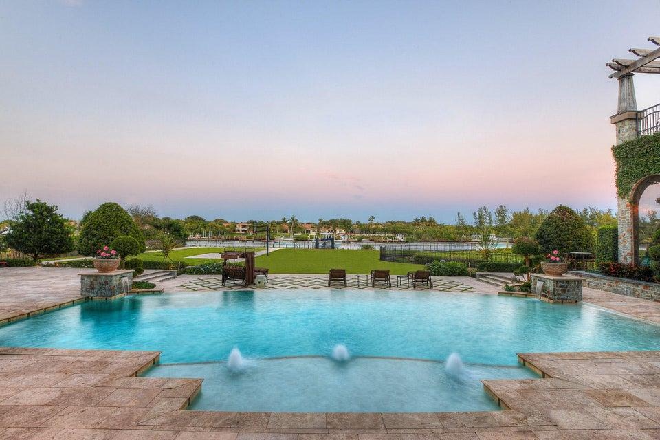 Pool & Patio View