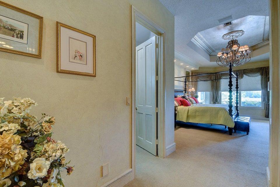 Master Bedroom Entry