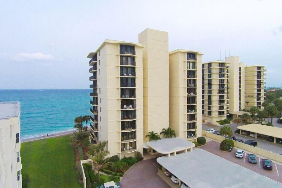 Direct Oceanfront 3 bed, 3 full bath condo for rent Dec/Jan/Feb 2018. SE corner unit with wraparound balcony, beautifully updated interior and furnishings. Peaceful west views of sunsets and Jupiter Lighthouse. South end of Jupiter Island close to all the restaurants/activities of Jupiter. Scoop this one up before it is gone for next year.