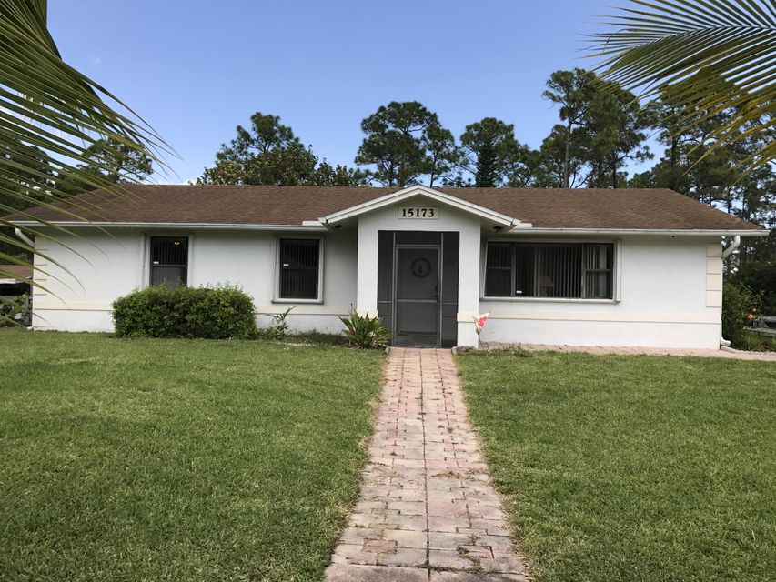 15173 78th Place N, Loxahatchee, FL 33470
