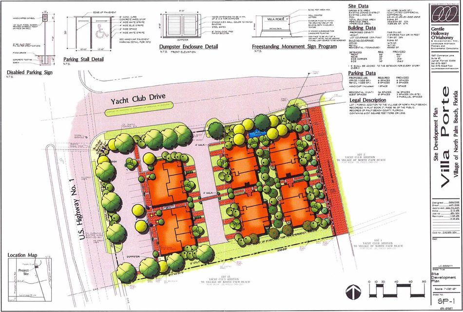 Approved Zoning Palm Beach County