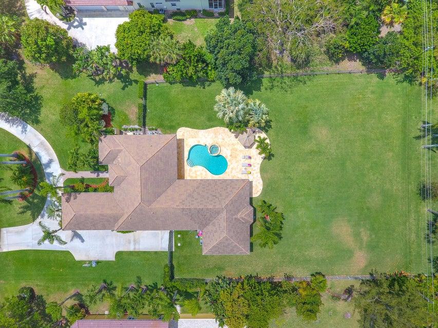 8369 Man O War Rd Property Aerial