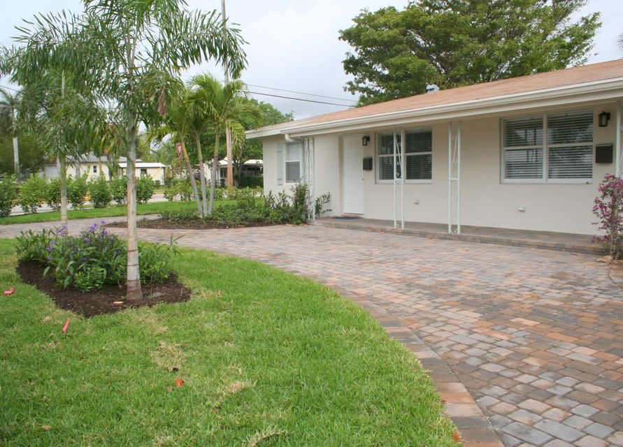 SUPER Opportunity!  Zoned Residential / Office.  Completely Renovated Duplex 2017.  Ready for amazing RENTAL INCOME!  Both Units Currently rented for $1750 month.  Located approximately 1 mile from beach.  Grocery, Shops, Restaurants all within minutes.  Paver Circular Drive w/ parking at each end of Duplex make for easy accessibility.  Gated and Fenced Private Backyard and Patio Areas for each unit.  IMPACT GLASS, Custom cabinetry, granite tops, stainless appliances, tile floors, walk in designer tile showers, GREE HVAC Units, washer/dryer all make for exceptional living spaces.  Must See.