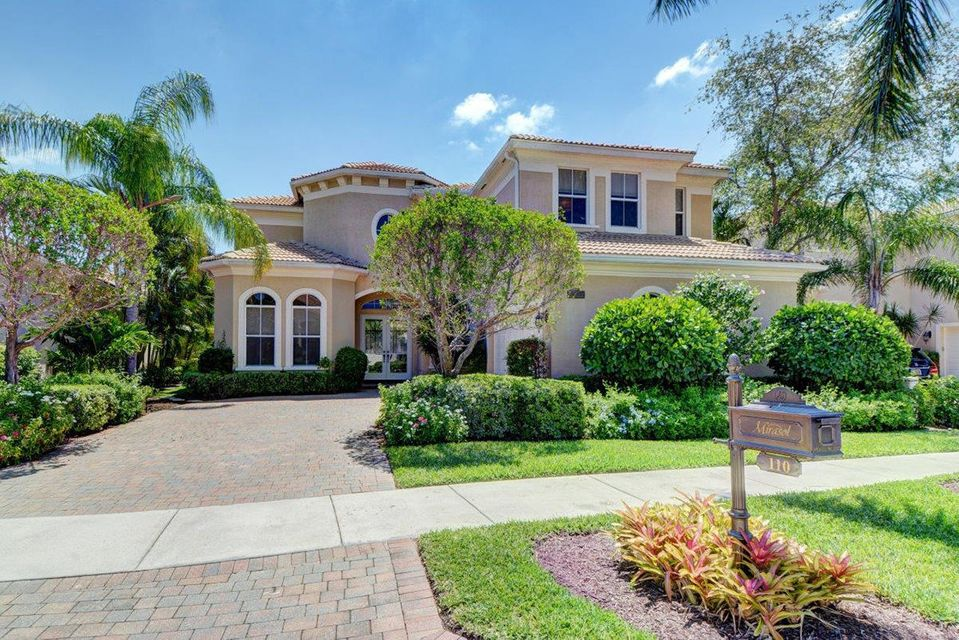 Mirasol Country Club Luxury Homes For Sale Palm Beach