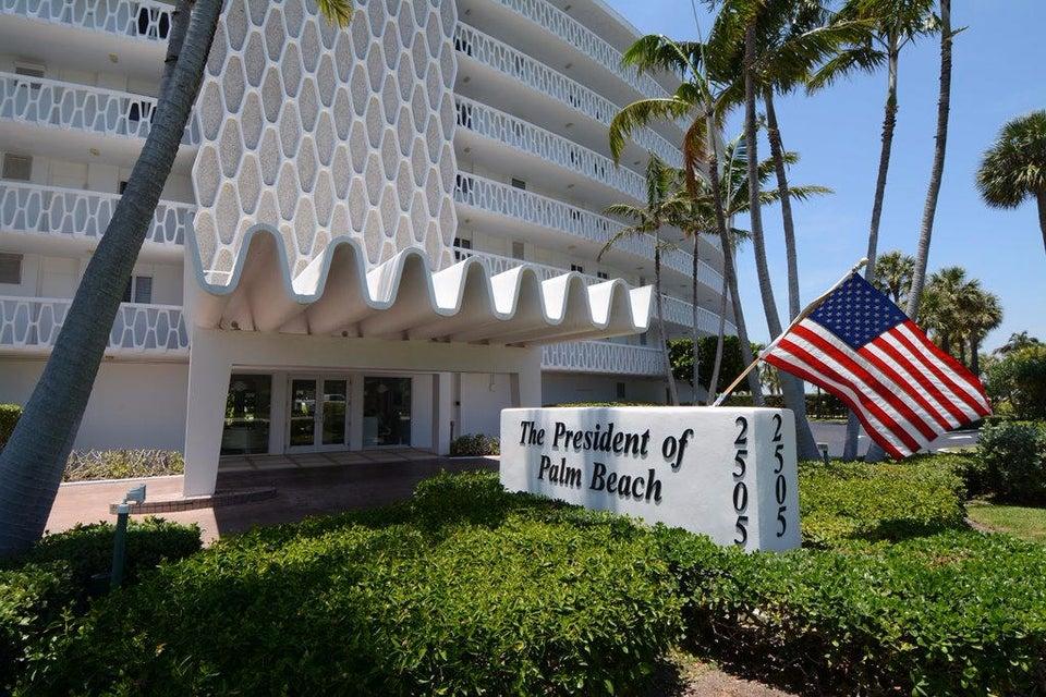 2505 S Ocean Boulevard 604, Palm Beach, FL 33480