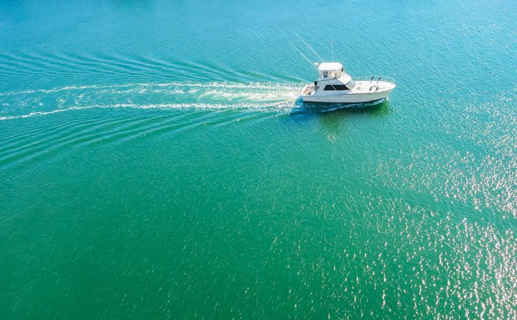 Fishing Caribbean Waters