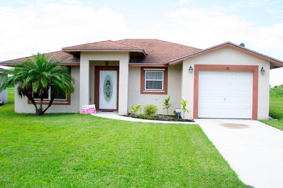 138 Dabou Loop, Belle Glade, FL 33430